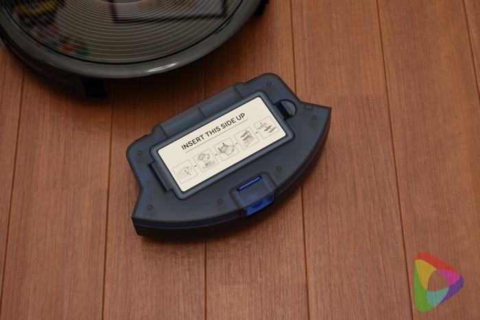 RoboVac30Cのダスト容器