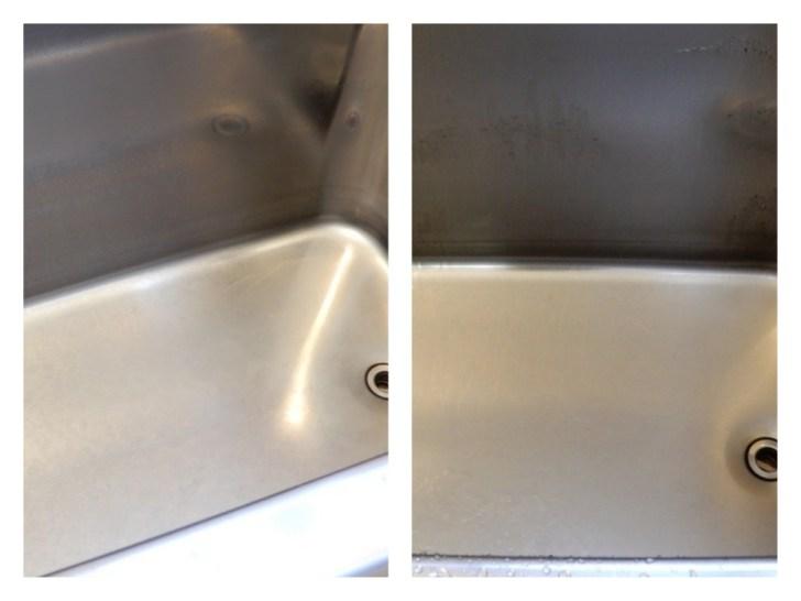 浴槽の掃除