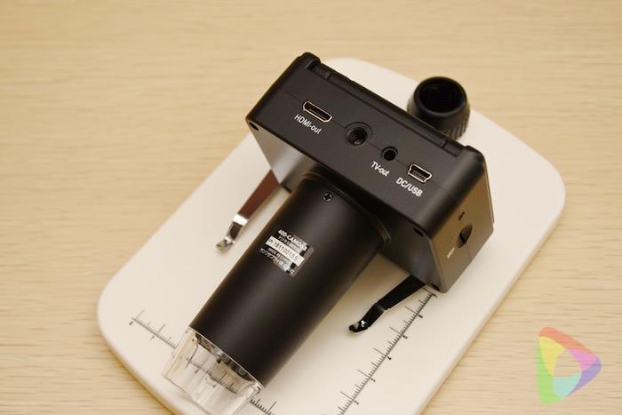 マイクロスコープ「400-CAM068」本体