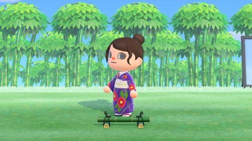 【あつ森】マイデザイン:鬼滅の刃「珠世」の服