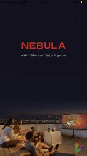 Nebula Connect アプリ