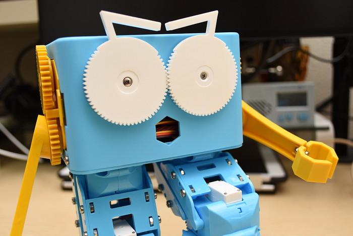 マーティ「Marty the Robot」