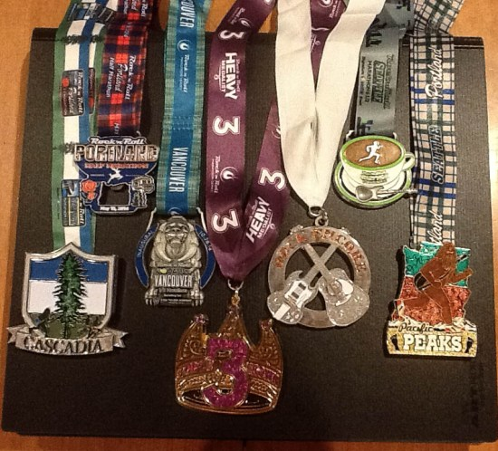 Rock and Roll Medals