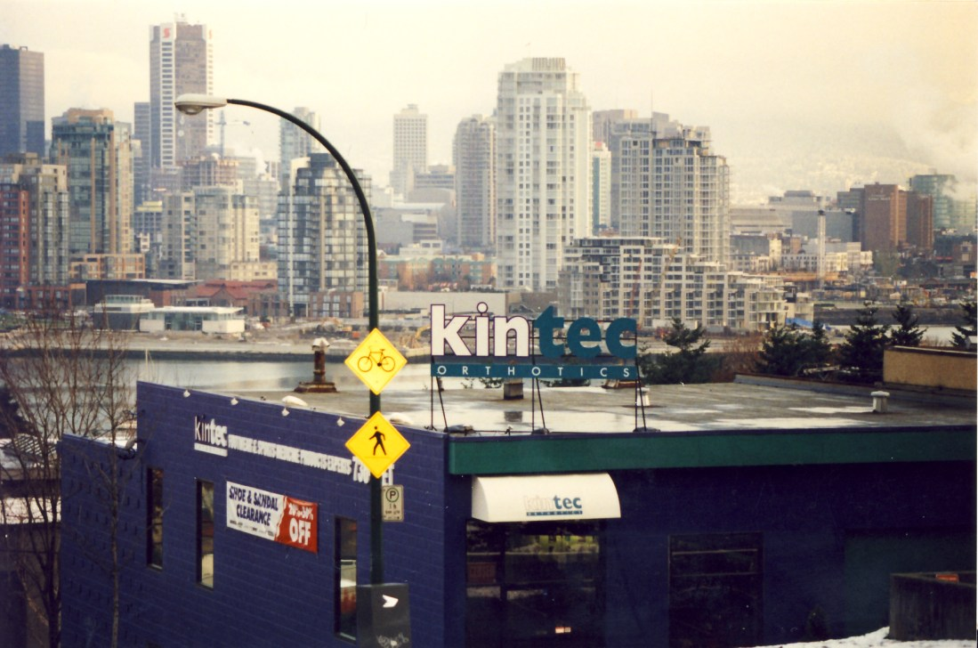 First Kintec Location