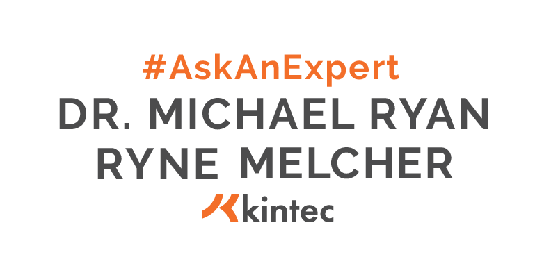 #AskAnExpert with Dr. Michael Ryan and Ryne Melcher
