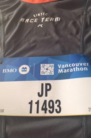 BMO Vancouver Marathon Race Report