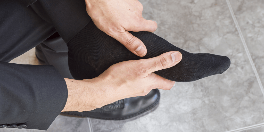 Here are some ways to treat plantar fasciitis at home.