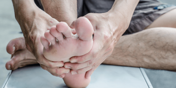 Here is your guide to soothing sore feet after a long run.