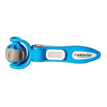 Addaday Uno Roller Its adjustability makes it perfect for relieving neck and upper back tightness.