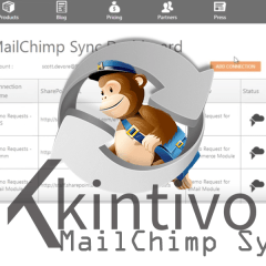 Kintivo MailChimp Sync - SharePoint