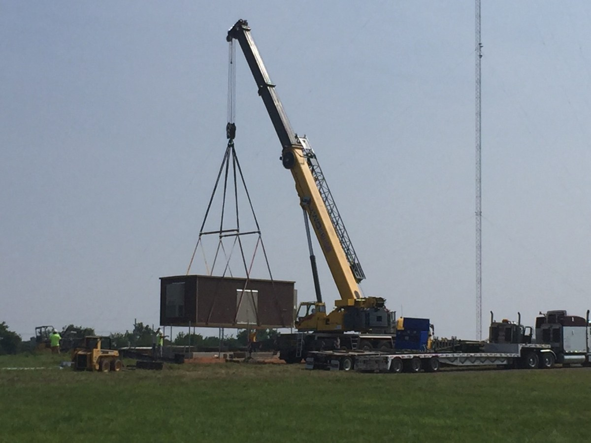 WMAL TX Building Offloading