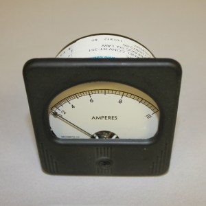 Square Law Scale Meter