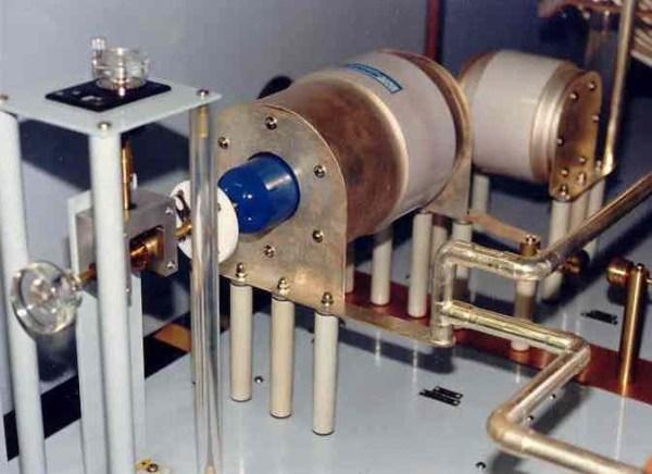 Vacuum Variable Capacitor Mount