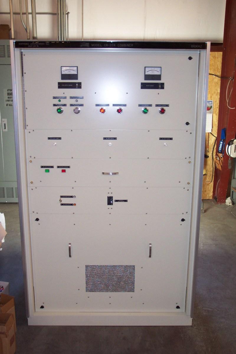 5kW Transmitter Combiner