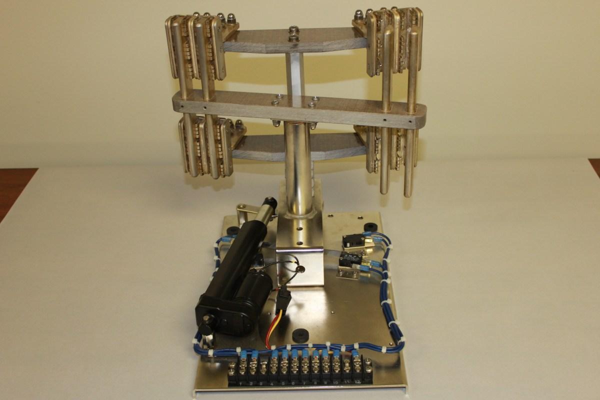 200 Amp 30kV Contactor