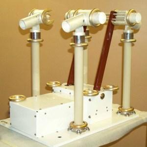 200 Amp 80kV Contactor