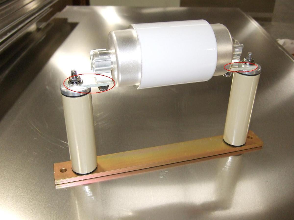 CKT Fixed Vacuum Capacitor Mount (CKT-MA)