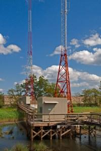 WKDM-WWRU Self-SupportingTowers