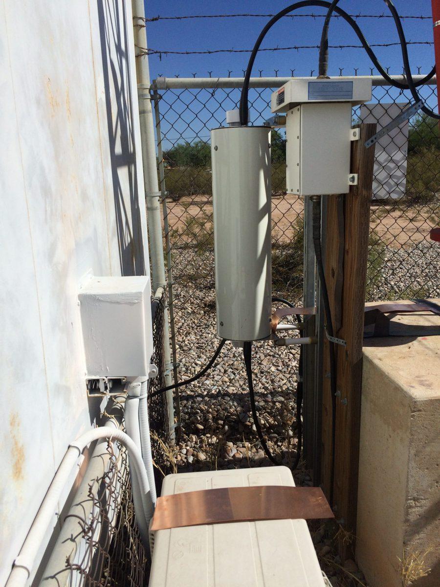 ISO-170 1kW FM Isolator