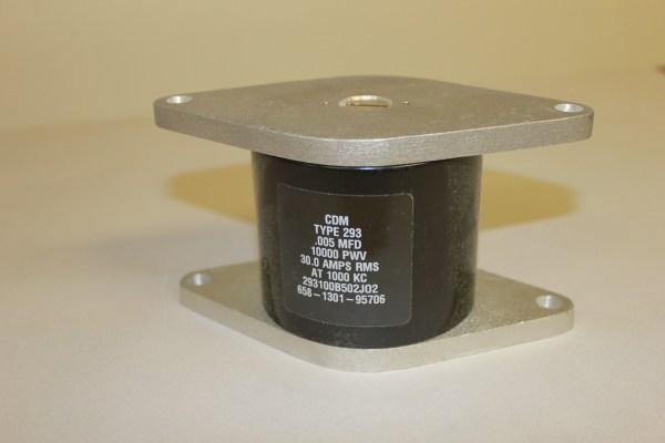 293100B502J02 Mica Capacitor