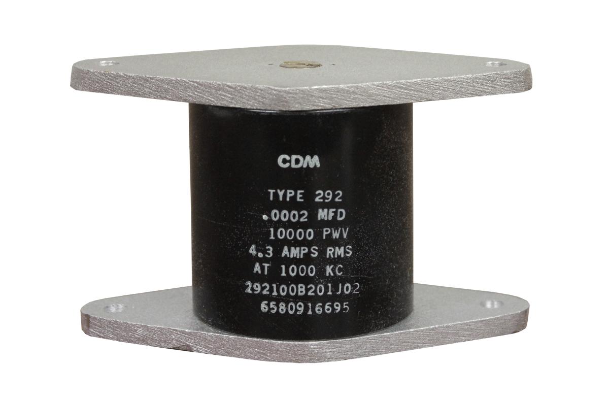 Type 292 MICA CAP