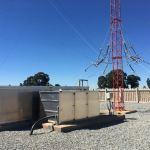 Sentech Diplexer Installed by LS of SA