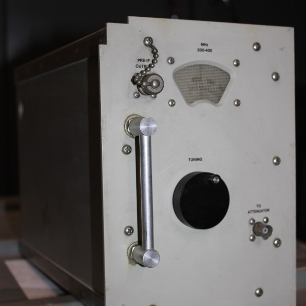 Singer T-2/NF-105A Tuning Unit