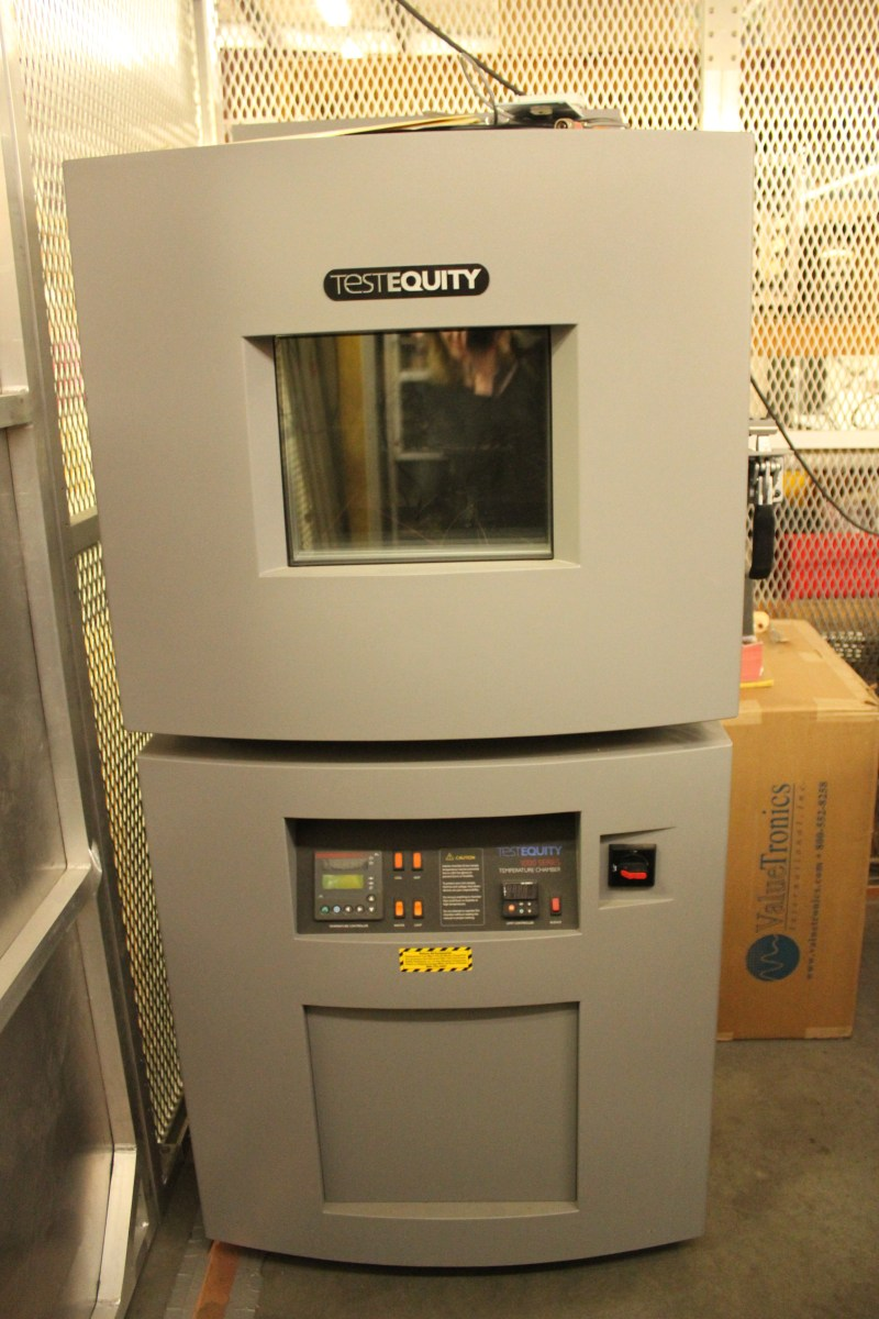 Test Equity Temperature Chamber