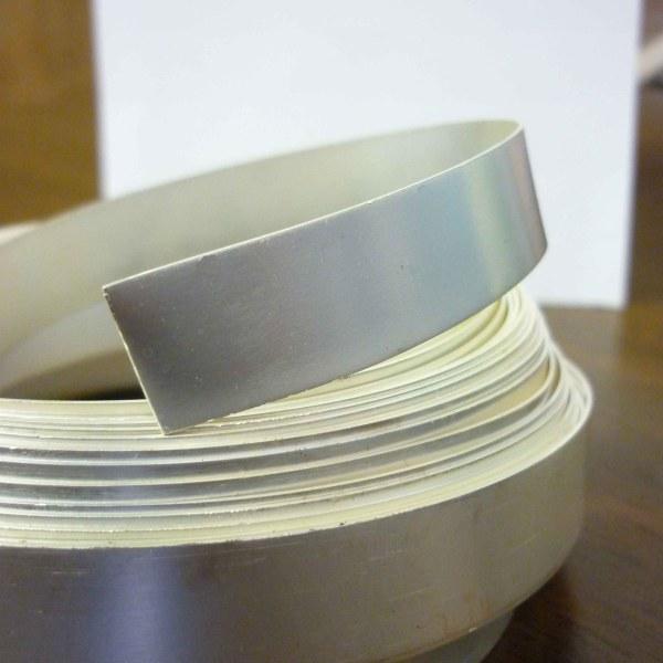Silverplated Copper Strap