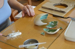 kintsugi workshop day 3 (2)