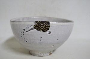 Kintsugi bowl.