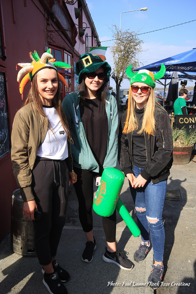 Kinvara St. Patrick's Day Parade