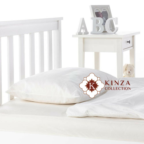 Cot Pillow Nursery Toddler Baby Kids 7.5 Tog Anti-Allergy Cot Bed Duvet Quilt