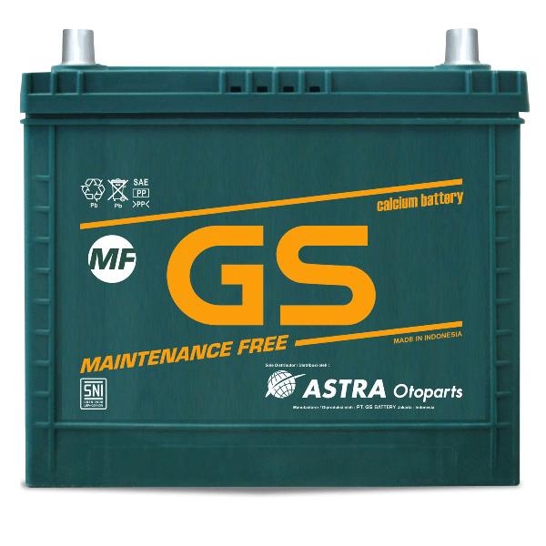 Aki GS Astra Maintenance Free