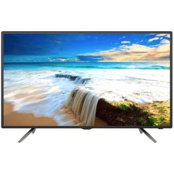 "TV LED SMART-TECH 40"" WIDE LE4048SA SMART-TV ANDROID 7.0 DVB-T2 FHD 1920X1080 BLACK CI SLOT HM 3XHDMI VGA 3XUSB VESA"