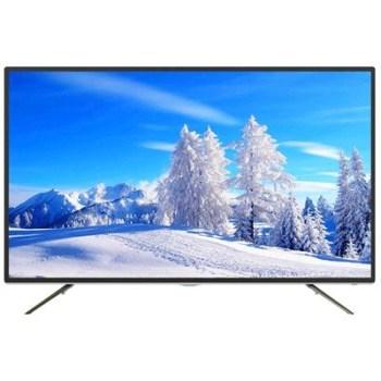 "TV LED SMART-TECH 55"" WIDE LE5517UDSA SMART-TV 4K ANDROID 7.1 DVB-T2/S2 UHD 3840X2160 SILVER CI SLOT HM 3XHDMI VGA 2XUSB VESA"