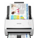 SCANNER EPSON WORKFORCE DS-770 POWER PDF DOCUMENT A4 CARIC. DALL'ALTO B11B248401PP 45PPM 90IPM ADF100