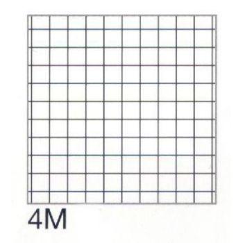 MAXI SKIP 4M MONOCR. C/MICROP. NO FORI