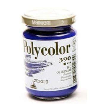 VASETTO POLYCOLOR 140 ML BLU OLTREMARE