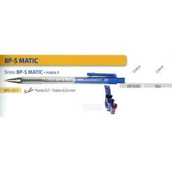 PILOT SFERA BPS MATIC FINE BLU    12