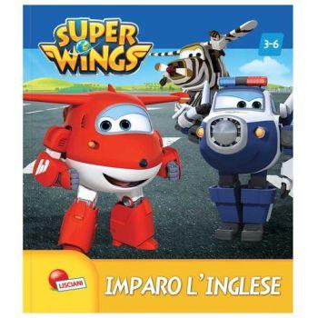 SUPER WINGS LIBROGIOCO SUPER IMPARO      L'INGLESE - N.I. IVA ART.74/C
