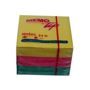 MEMO TIP 76X76 COL.PASTELLO ASS. C.6