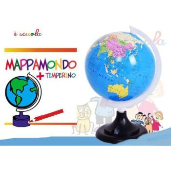 MAPPAMONDO + TEMPERINO 21