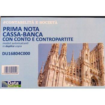 BLOCCO PRIMA NOTA CASSA 50/50            AUTORICALCANTE IN DUPLICE COPIA