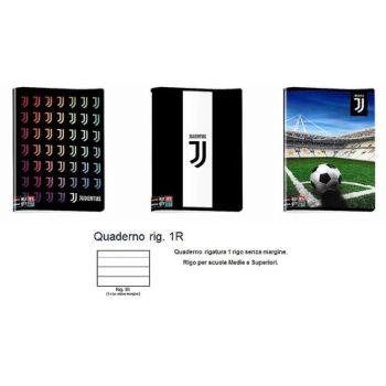 QUADERNO A4 MAXI JUVENTUS 96/100 1R      3 ASSORTIMENTI