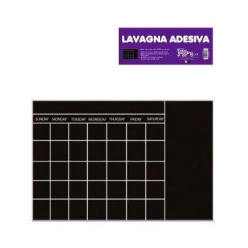 LAVAGNA ADESIVO CM.90X60
