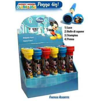 PENNA 4 IN 1 MICKEY MOUSE      24