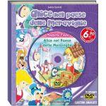 MAGICHE FIABE + DVD3 - ALICE NEL PAESE   NON IMP. ART.74   20