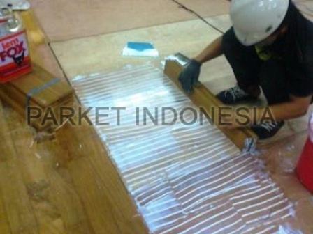 Persiapan Memasang Lantai Kayu