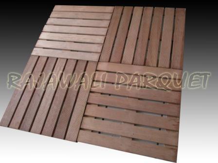 harga decking kayu murah